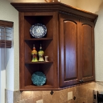 Cabinets and finish carpentry by Master's Touch Woodworking of Moscow, Idaho